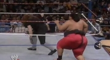 Royal Rumble - Casket Match - Undertaker Vs Yokozuna 1994.01.22