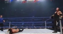 Smackdown - Undertaker vs. The Great Khali 18.08.2006