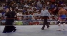 Superstars - Undertaker vs Pat Armstrong 1991.03.16