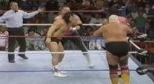 Survivor Series - Million Dollar Team vs Dream Team [Undertaker's Debut] 1990.11.22