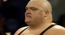 Wrestlemania XI - SpecRef LarryYoung - Undertaker vs King Kong Bundy 1995.04.02