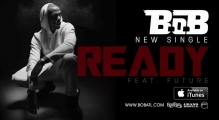 B.o.B - Ready feat. Future [Official Audio]