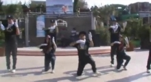 International Silk Way Championship 2013 Azerbaijan  _ Crazy Eyes Dance Crew ( Winner )