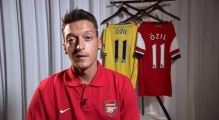 Hi, I'm Mesut Özil and i am a Gunner!