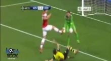 Arsenal vs Borussia Dortmund 2-1 2013 Goals & Highlights (22-10-2013) HD