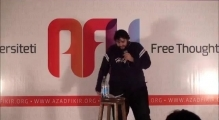 Orxan Ata: Stand-Up Comedy