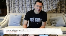 Tiesto's video message to Baku!