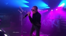 Linkin Park and Steve Aoki Perform