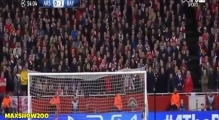 Arsenal vs Bayern Munich 0-2 ~ All Goals & Highlights (19/02/2014)