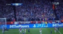 Arsenal vs Bayern Munich 0-2 / UEFA Champions League (19.02.2014)