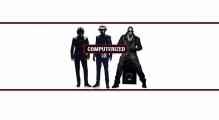 Jay-Z ft. Daft Punk – Computerized