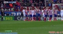Real Madrid's Pepe Worst Dives of the season  ~ Atlético de Madrid vs Real Madrid 02/03/2014 HD
